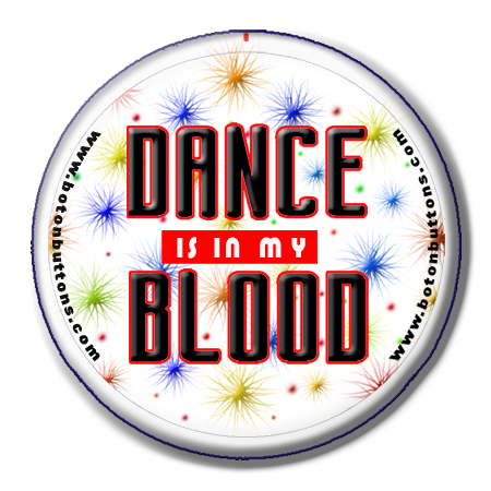 dance is my blood