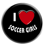I love soccer girls